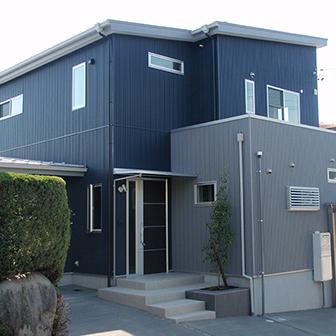 岐阜県の外壁リフォーム・外壁塗装・金属サイディング・外壁工事・サイディング|株式会社川瀬住壁